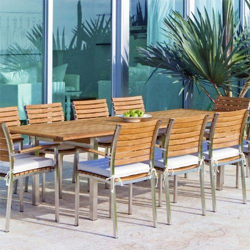 79 best garden patio furniture sets images on pinterest for Best rated patio furniture