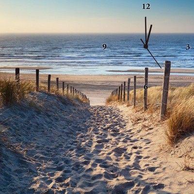 Wohnaccessoires Niederlande 20 besten wanduhren aus glas leinwand oder alu bilder auf