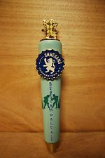 Ommegang Brewery Belgian Pale Ale Tap Handle Marker Cooperstown NY ~ NEW & F/S