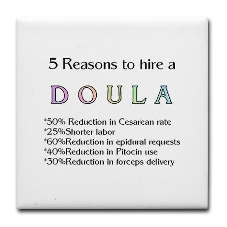 Doula--a must have!!