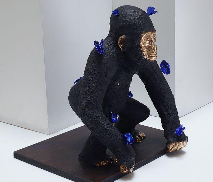 Philippe Berry - Le p'tit Kong | Oeuvre d'Art en Vente Artsper