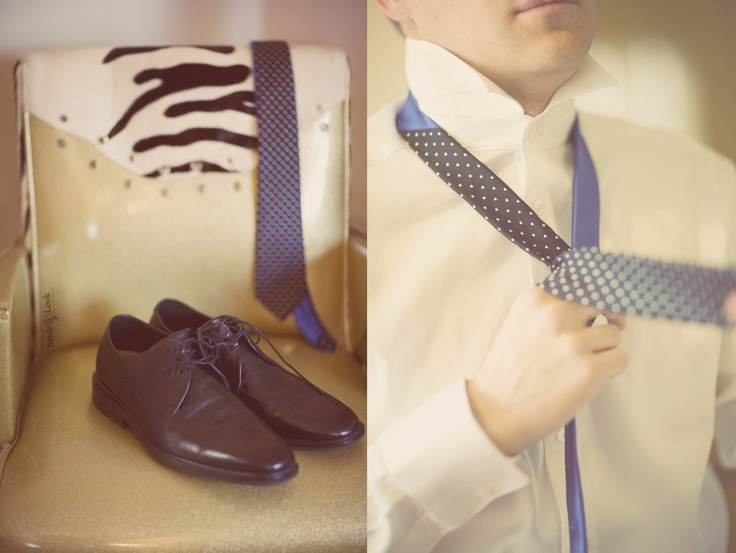 shoes and ties