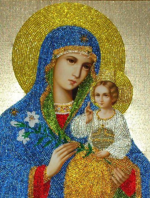Пресвятой Девы мать Христа - Buscar con Google