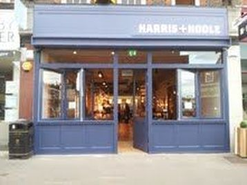 Harris & Hoole - Pinner, London #Link4Coffee #ChildFriendly #L4G http://www.harrisandhoole.co.uk/shops/pinner