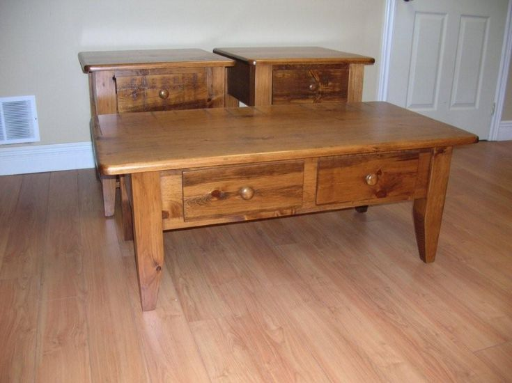 Pine Coffee Table Set & 12 best Pine Coffee Tables images on Pinterest | Pine coffee table ...