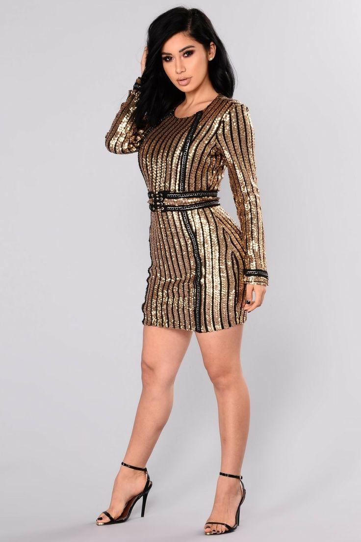 Fashion Nova knows what their doing... Love this Dress