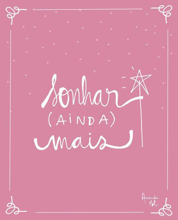 #tudodebom #frases #sonhar