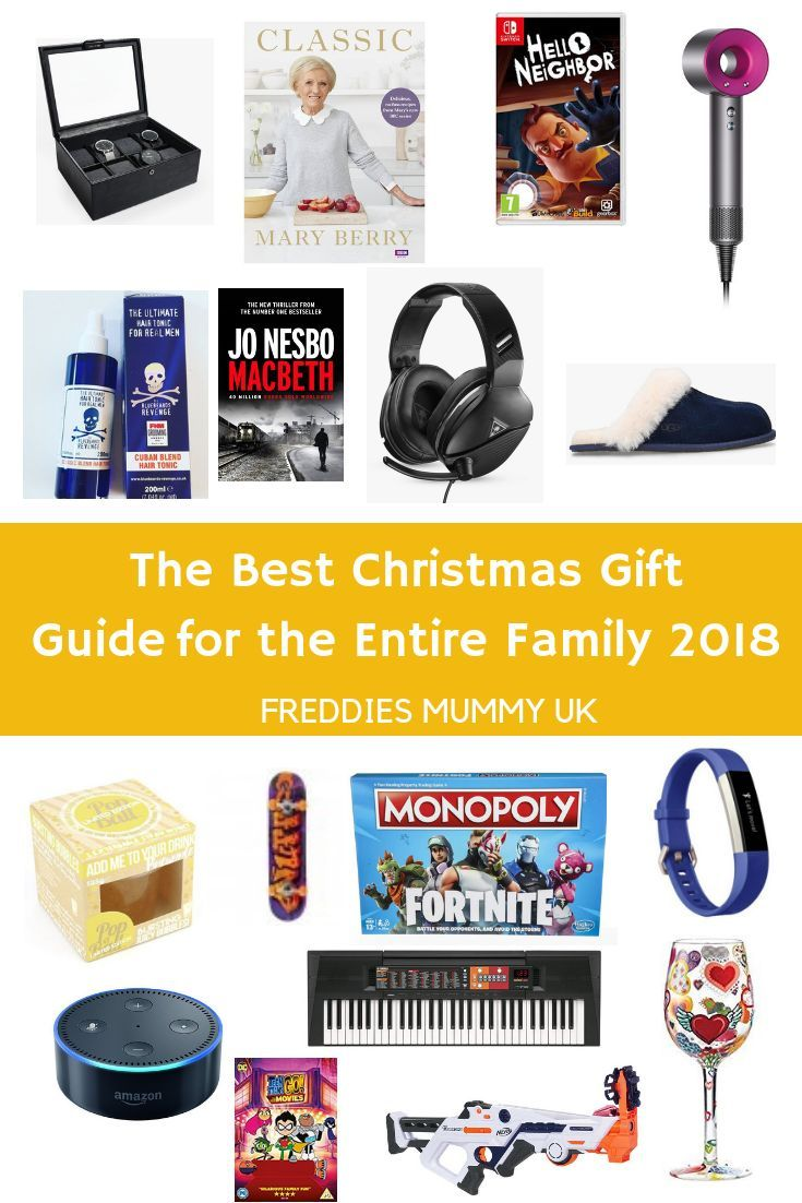 The Best Christmas Gift Lists For The Entire Family 2018 Gifts For Boys Women And Birthday Gifts For Boys Birthday Gifts For Best Friend Mens Birthday Gifts