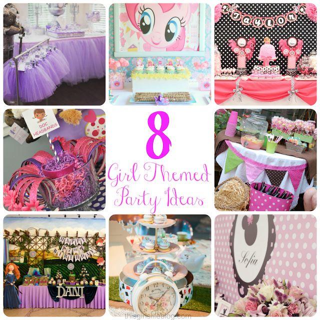 Girls birthday party ideas age — img 4