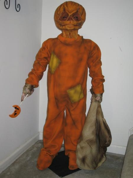 trick r treat sam made by rupertoooo on halloween forum - Trick R Treat Halloween Costume