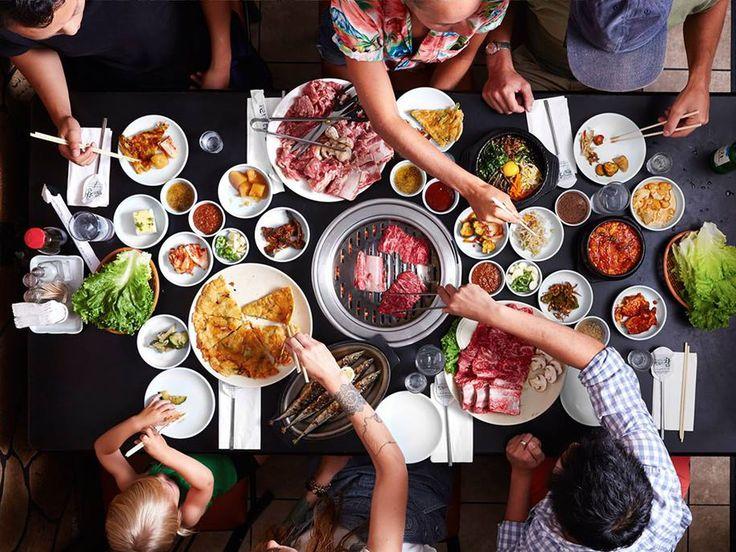Top spots for barbecue, bibimbap, sundubu jjigae, and more