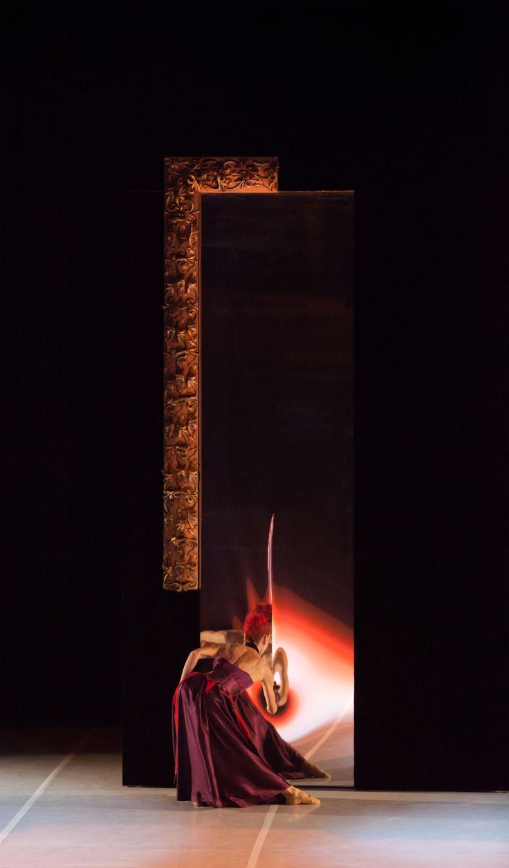 Johannes Faust Passion, Croatian National Theatre in Zagreb; 2001/2015 Choreography Milko Šparemblek Scenography Nenad Fabijanić