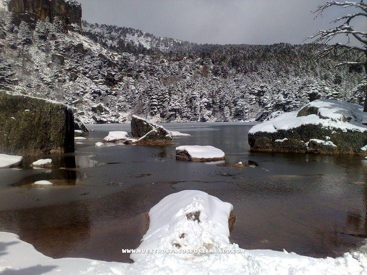 Laguna Negra (Soria) Un paraíso…