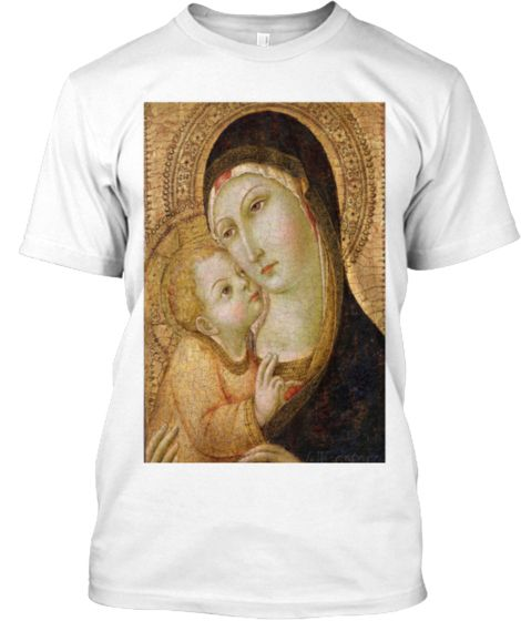 the virgin mary mother of jesus | Teespring