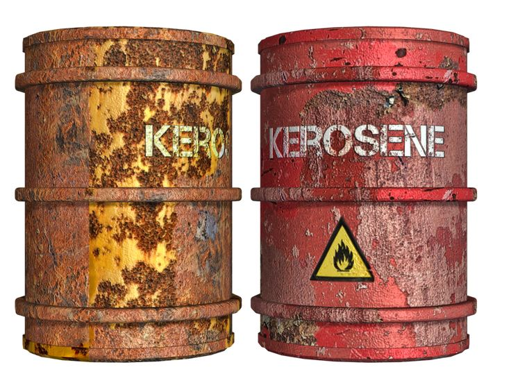 Rusty Oil Drums PNG Stock by Jumpfer-Stock on deviantART