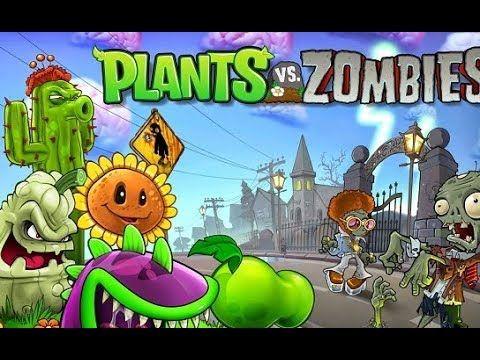 plantas versus zombies, online juegos para niños