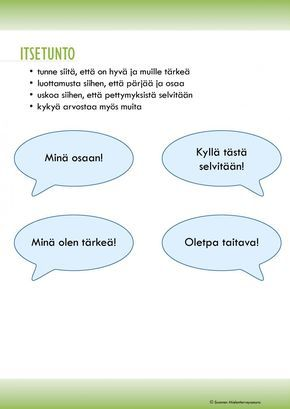 Itsetuntemus | Suomen Mielenterveysseura