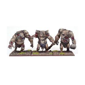 a mantic reyes de guerra bnib no muertos zombie troll regimiento mgkwu106