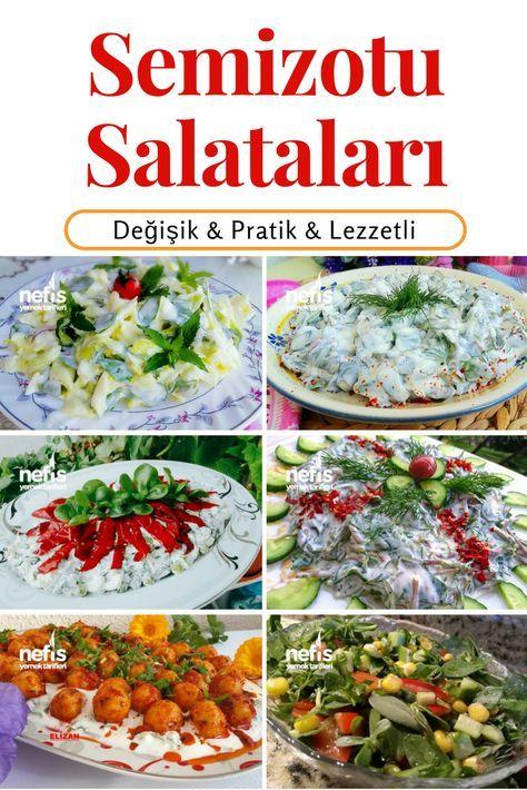 Semizotu salatası hazırlamak için 15 farklı yöntem sunduğumuz bu listede birbirinden farklı semizotu salatası yoğurtlu, taze yeşillikli, bulgur ve patates köfteli, mercimekli, domatesli, salatalıklı farklı semizotu salatası tarifi yer alıyor. Çok pratik semizotu salatası çeşitleri için tıklayın. #semizotusalataları #salatatarifleri #nefisyemektarifleri #yemektarifleri #tarifsunum #lezzetlitarifler #lezzet #sunum #sunumönemlidir #tarif #yemek #food #yummy