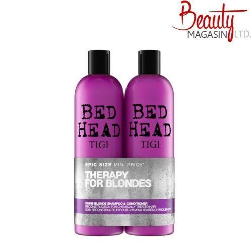 Details About Tigi Bed Head Colour Combat Dumb Blonde Shampoo Conditioner 750ml Tween Shampoo Hair Loss Scalp Treatment Ph Balanced Shampoo