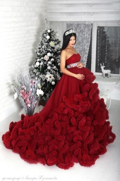 Мода бисера бургундия беременным свадебные платья 2016 милая империи облако люкс свадебное платье Большой размер купить на AliExpress