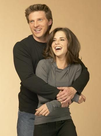 "JaSam(Jason and Sam) played by Steve Burton and Kelly Monaco from ""General Hospital"" Best Couple!"