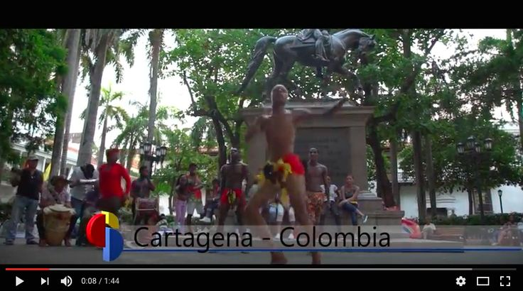 We invite you to dance with us and discover the irresistible Colombian rhythms in our new video! https://www.youtube.com/watch?v=PiMCBc-q3z8&feature=em-subs_digest
