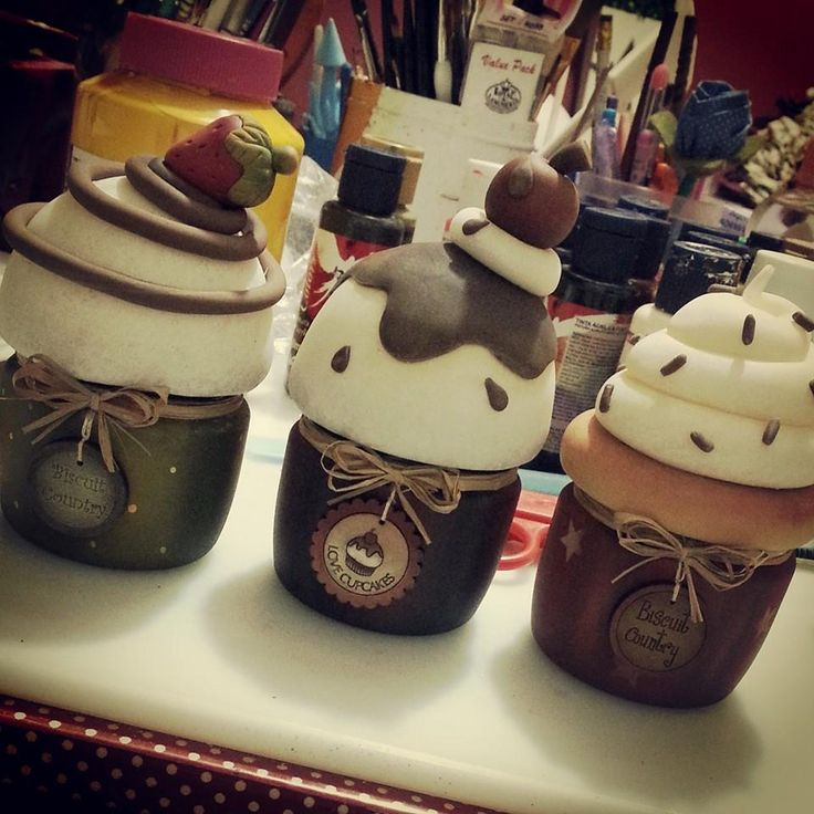 cUP CAKE EN MASA FLEXIBLE