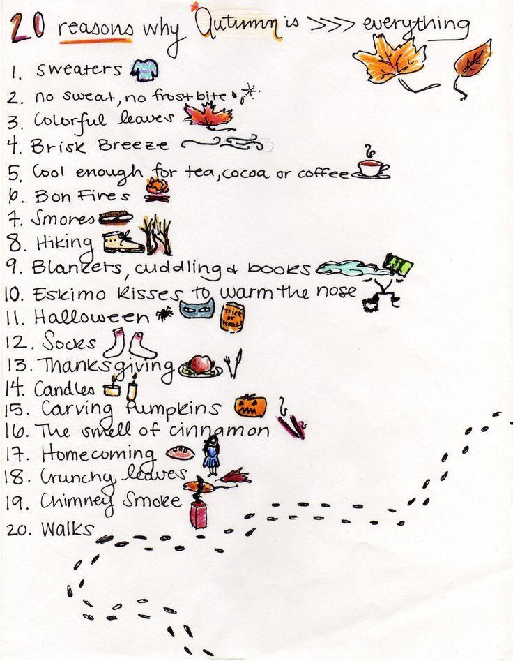 @Amy Lyons Lyons Abbott @Christa Vickers Vickers Frecon sigh I love autumn