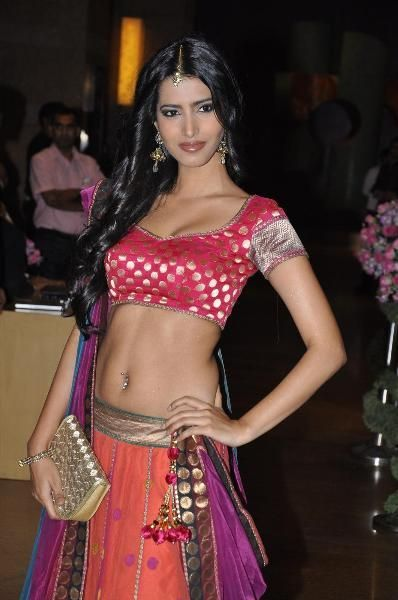 Manasvi Mamgai at Wedding Sangeet Ceremony of  Honey Bhagnani & Dheeraj Deshmukh