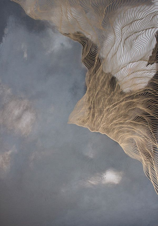 Tracie Cheng's Ethereal Abstract Paintings - Design Milk