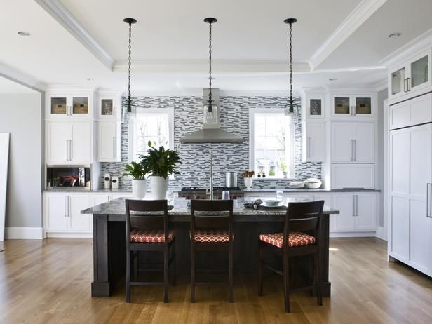 Contemporary Kitchens From DC Design House On HGTV