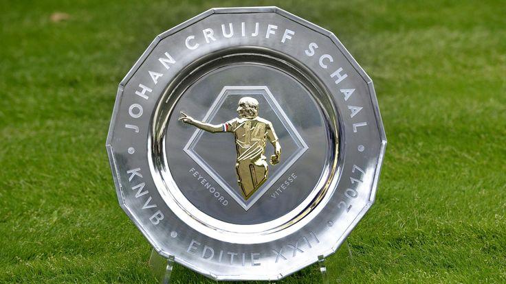 Netherlands KNVB Johan Cruijff Shield  -- Trophy (Dutch clubs). This is the Dutch Super Cup, a football match between the winner of the national football league (Eredivisie) and the winner of the KNVB Cup. http://en.wikipedia.org/wiki/Johan_Cruijff-schaal