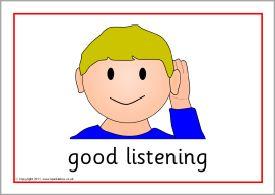 how to listen better in class