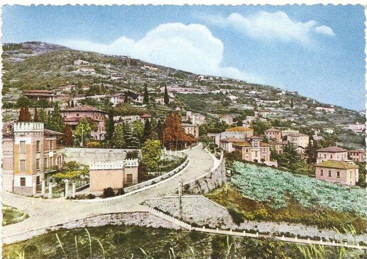 Panoramica dei Ronchi Immagine inviata da Giuseppe Sandoni http://www.bresciavintage.it/brescia-antica/cartoline/panoramica-dei-ronchi/