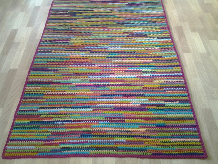 Crochet Square Rug/Rectangular Rug 180 cm/130 cm/Crochet Rug/Rugs/Rug/Area Rugs/Floor Rugs/Large Rugs/Handmade Rug/Carpet/Wool Rug by AnuszkaDesign on Etsy