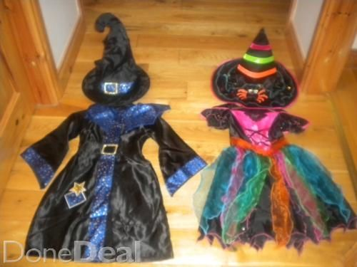 children halloween costumes For Sale in Longford : €5 - DoneDeal.ie