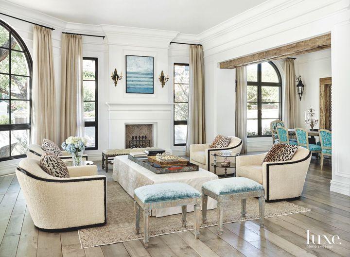 Laurel Pfannenstiel Interior Desgin Living Room