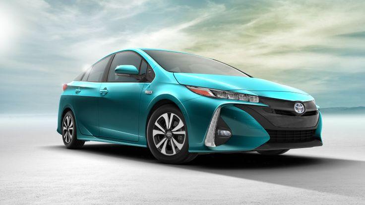 2017 Toyota Prius Prime:Toyota's Most Advanced Plug-in Hybrid Ever?