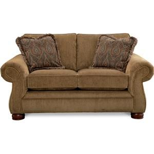 Swell La Z Boy Pembroke Premier Loveseat French Country Sofa Ocoug Best Dining Table And Chair Ideas Images Ocougorg