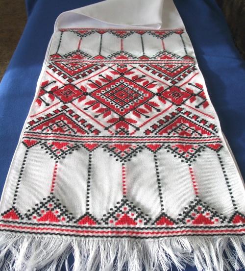 Ukrainian Rushnyky
