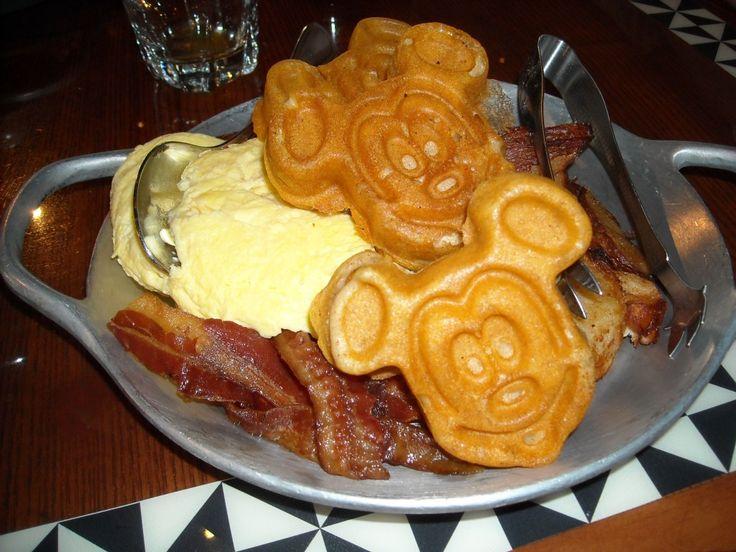 Top 10 Disney World Restaurants for gluten and dairy free Breakfast and Brunch