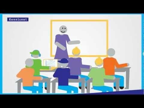 Kennisnet Passend Onderwijs - YouTube