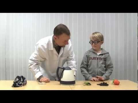 Veden olomuodot: kaasu - YouTube
