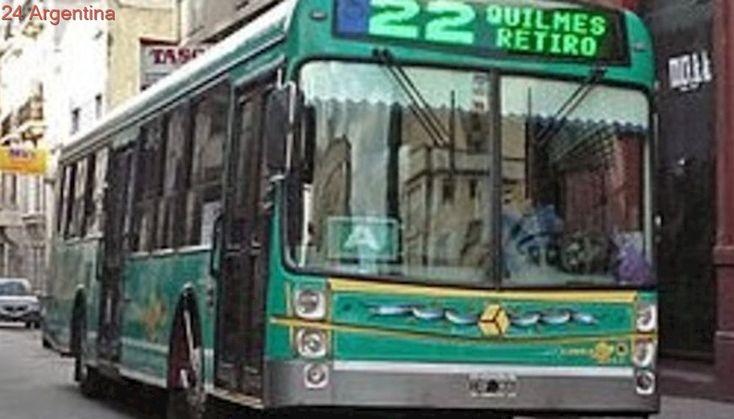 Desde enero, subirá 50 centavos por mes la tarifa del transporte público