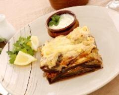 Moussaka facile (rapide) - Une recette CuisineAZ