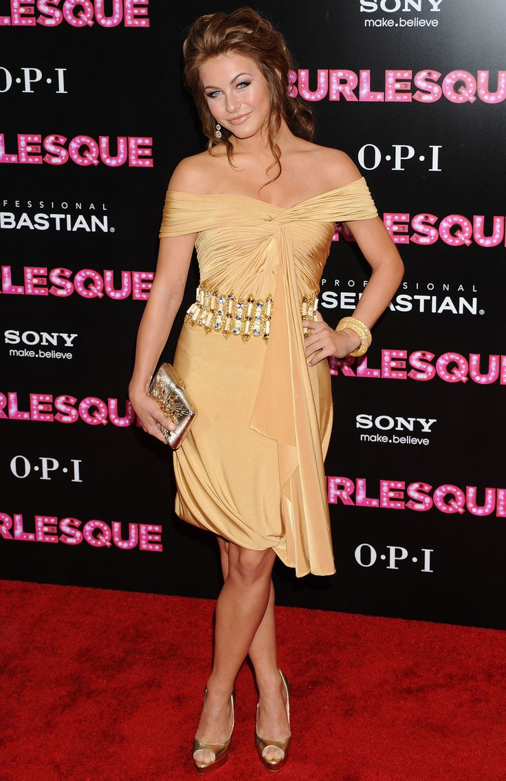 Julianne Hough Hair In Burlesque  SITWEB
