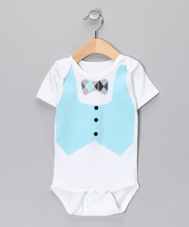 Take a look at this White Vest & Bow Tie Bodysuit - Infant by Lollypop Ink on #zulily today!: Baby Kids, Bows Tiescut, Bows Ties Cut, Ties Bodysuit, Baby Boys, Baby Diy, White Vests, Lollypop Ink, Zulili Today