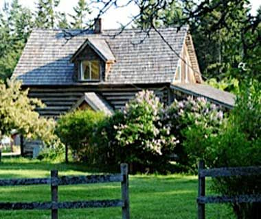 Foxglove Farm, a great place for agricultural learning. Get their produce at the Saturday Market on Salt Spring Island!