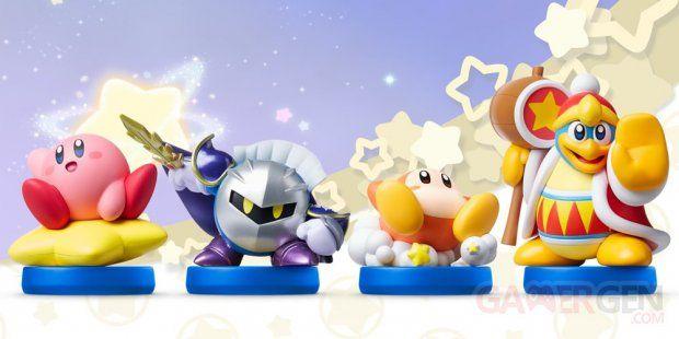 Kirby Planet Robobot amiibo figures